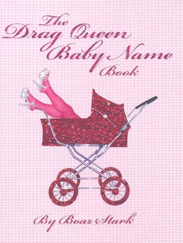 9780975143940: Drag Queen Baby Name Book