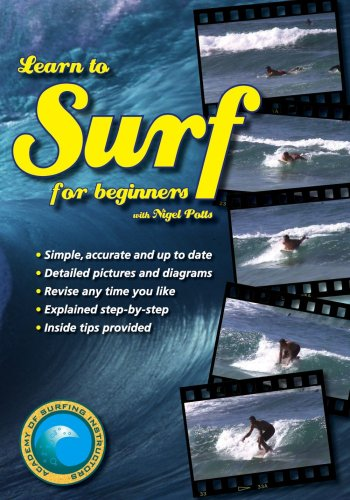 Learn to Surf for Beginners: Academy of Surfing Instructors
