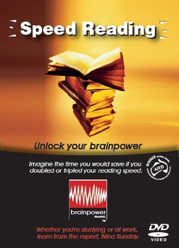 9780975194102: Speed Reading training DVD. 127 mins. In this DVD, Australian presenter Nina Sunday presents the essentials of Speed Reading, including footage from a live seminar.