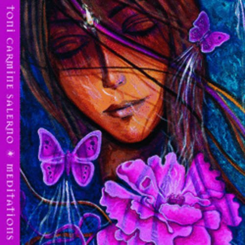 Meditations for Inner Peace (Compact Disc): Toni Carmine Salerno
