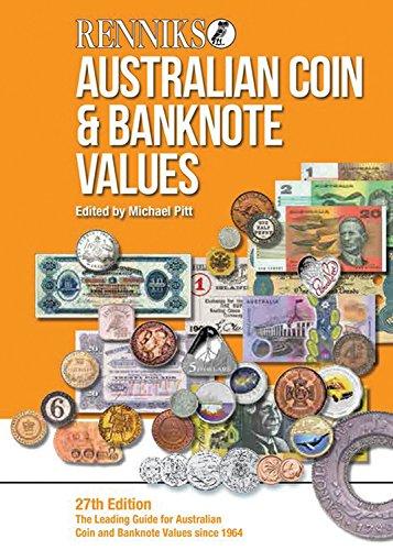Renniks Australian Coin & Banknote Values: Ed; Eddie J