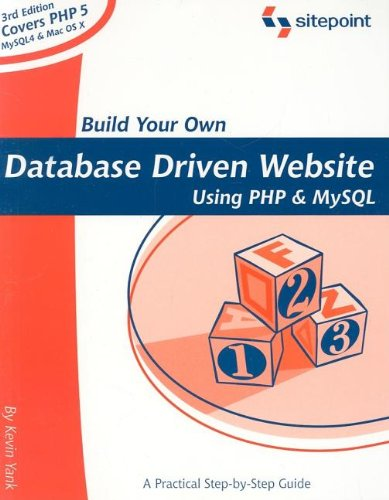 9780975240212: Build Your Own Website Using PHP & MySQL 3rd Edition