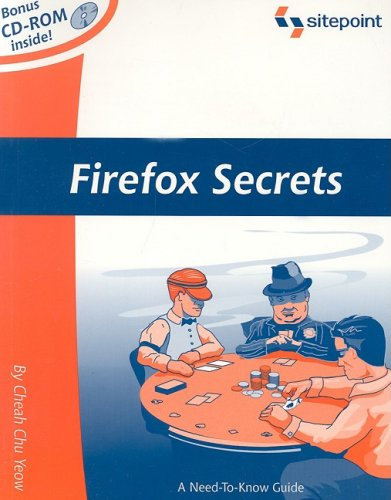 9780975240243: Firefox Secrets: A Need-To-Know Guide