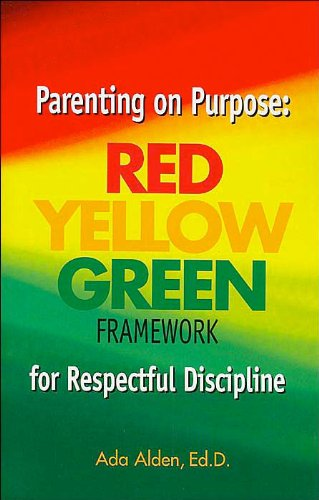Parenting on Purpose: Red, Yellow, Green Framework for Respectful Discipline: Alden, Ed.D., Ada ...