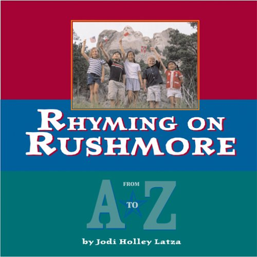 9780975261750: Rhyming on Rushmore: From A-Z