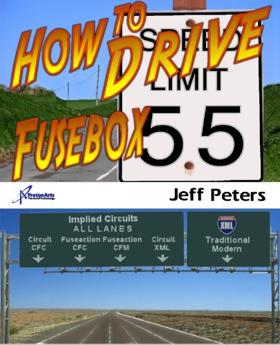 9780975264768: How to Drive Fusebox 5.5