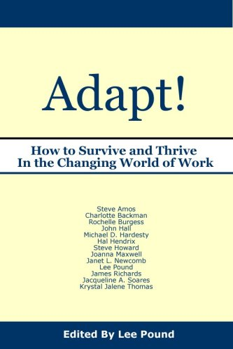 Adapt! How to Survive and Thrive in: Steve Amos, Charlotte