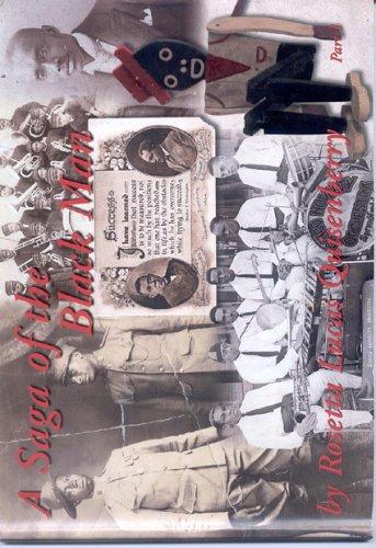 9780975271506: A Saga of the Black Man