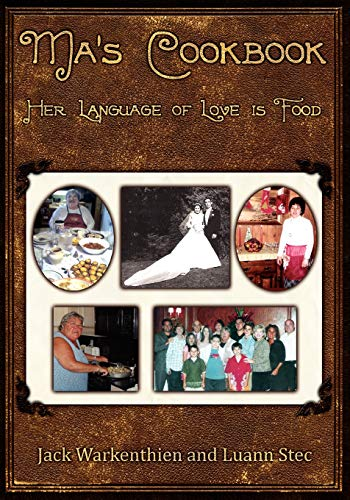 9780975273708: Ma's Cookbook: Her Language of Love is Food
