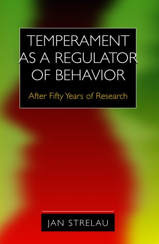 9780975273890: Temperament as a Regulator of Behavior: After Fifty Years of Research