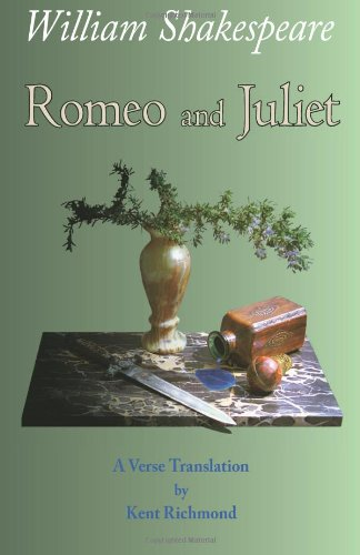 9780975274316: Romeo and Juliet: A Verse Translation in English (Enjoy Shakespeare)