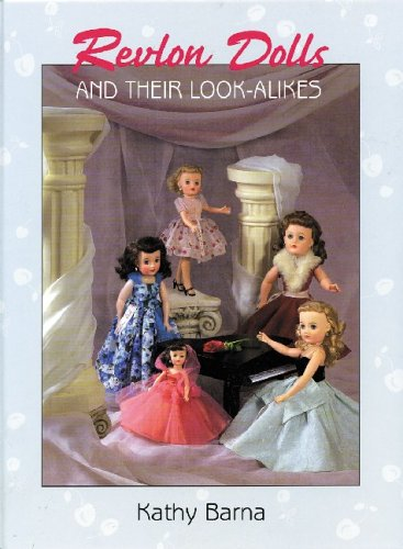 Revlon Dolls and Their Look-Alikes: Kathy Barna