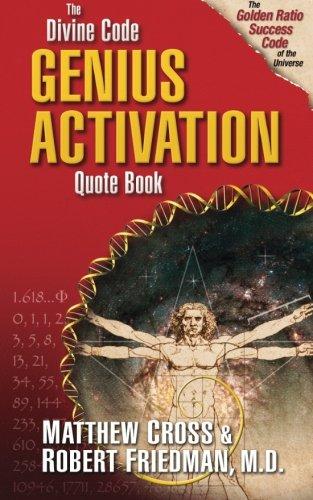 9780975280270: The Divine Code Genius Activation Quote Book