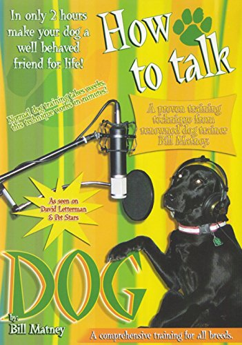 9780975293706: How to Talk Dog