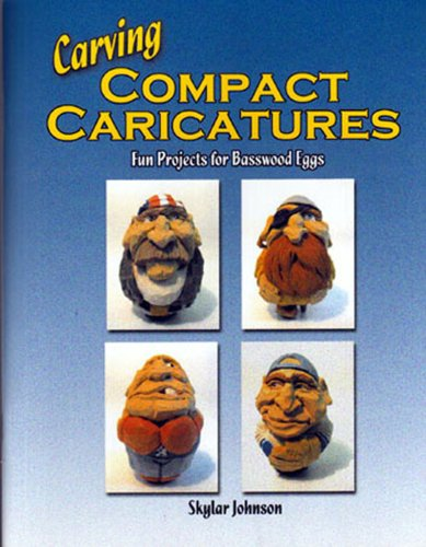 Carving Compact Caricatures: Skylar Johnson