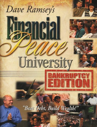 Financial Peace University: Bankruptcy Edition: Ramsey, Dave
