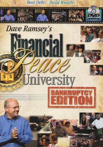 9780975303344: Dave Ramsey's Financial Peace University: Bankruptcy Edition