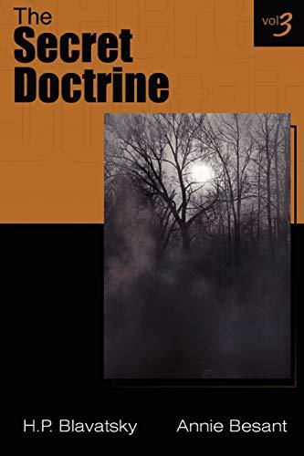 9780975309391: 3: The Secret Doctrine Vol III