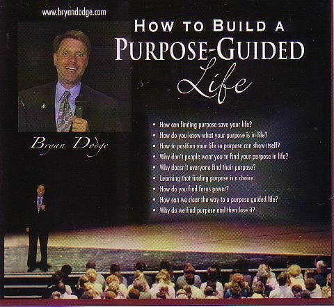 9780975322031: How to Build a Purpose-Guided Life (Audio CD)