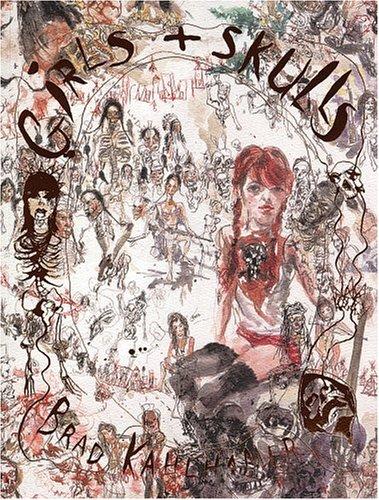 9780975324370: Brad Kahlhamer: Girls & Skulls