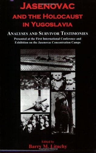 9780975343210: Jasenovac and the Holocaust in Yugoslavia