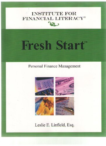 Guide to Credit And Debt Management: Leslie E. Linfield