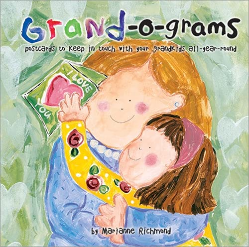 9780975352878: Grand-o-grams: Postcards to Keep in Touch with Your Grandkids All Year Round (Marianne Richmond)