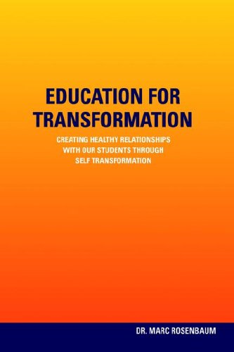 Education for Transformation: Rosenbaum, Marc