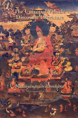 9780975373408: Universal Vehicle Discourse Literature (Mahayanasutralamkara) (Treasury of the Buddhist Sciences)