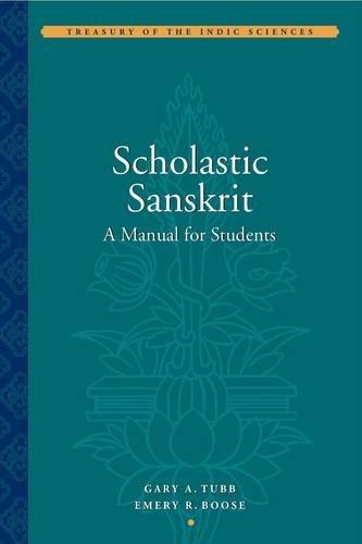 9780975373477: Scholastic Sanskrit: A Handbook for Students