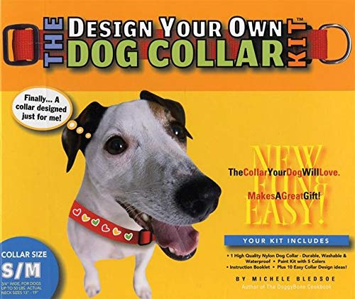9780975388303: The Design Your Own Dog Collar Kit (S/M Collar Size)