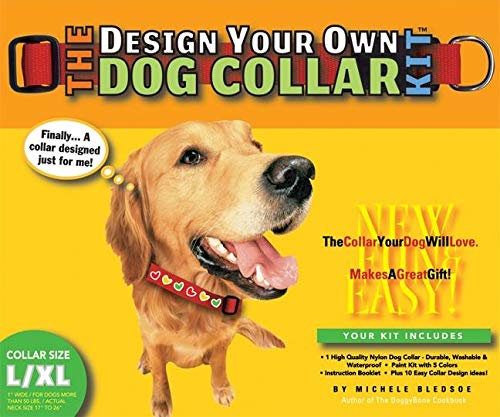 9780975388310: The Design Your Own Dog Collar Kit (L/XL Collar Size)