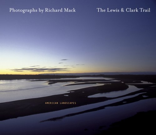 9780975395417: The Lewis & Clark Trail American Landscapes