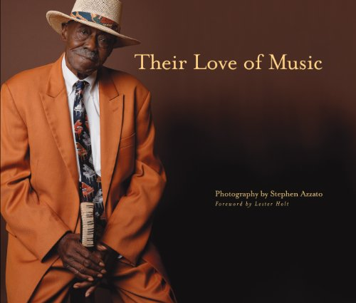 Their Love of Music: Stephen Azzato