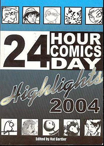 24 Hour Comics Day: Highlights 2004