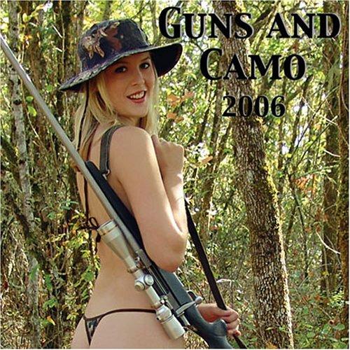 9780975412244: Guns and Camo 2006 Calendar