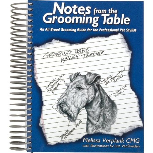 9780975412800: Notes from the Grooming Table