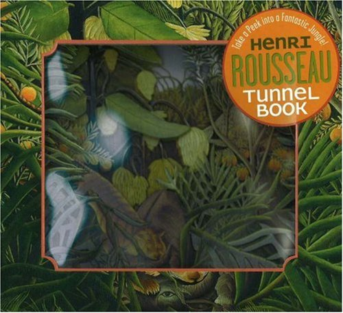 9780975415016: Henri Rousseau Tunnel Book