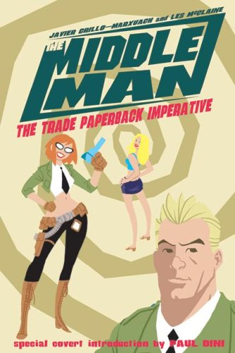 9780975419373: The Middleman Volume 1: The Trade Paperback Imperative