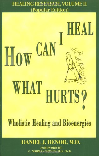 9780975424834: How Can I Heal What Hurts?: Wholistic Healing and Bioenergies