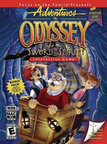 9780975428016: Adventures in Odyssey and the Sword of the Spirit: Interactive Game
