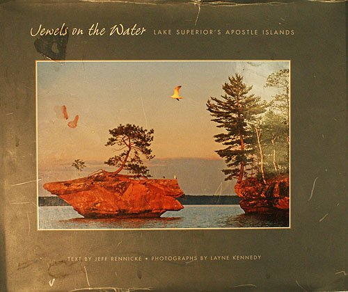 9780975433102: Jewels on the Water Lake Superior's Apostle Islands