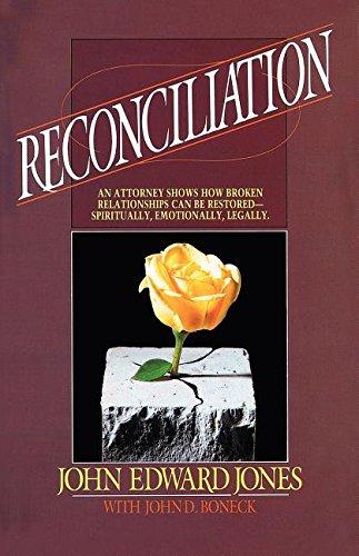 9780975433201: Reconciliation