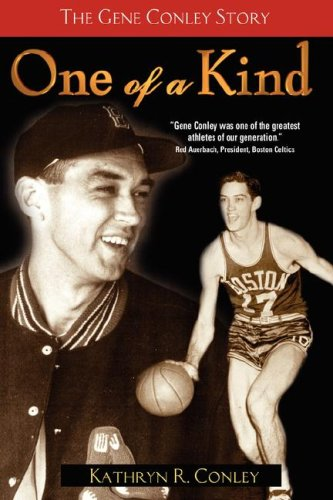 One Of A Kind The Gene Conley Story Autographed Copy