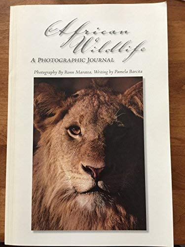 9780975434284: African Wildlife: A Photographic Journal