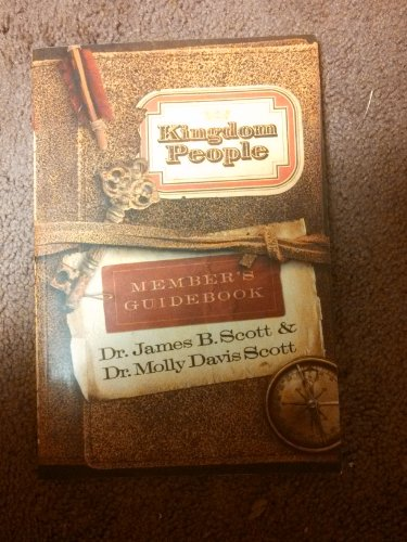 Kingdom People Guidebook: The Spiritual Transformation From Casual To Complete Christian (Class ...