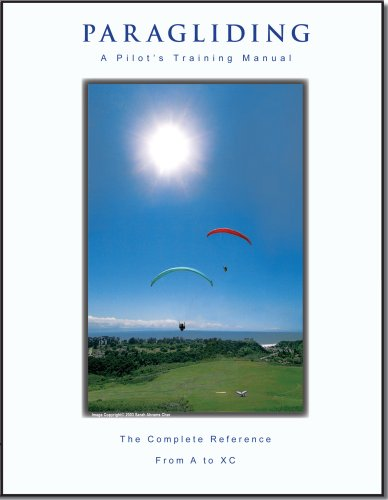 9780975446515: Paragliding - A Pilot's Training Manual