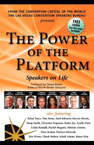 The Power of the Platform: Speakers on Life: Robin Jay