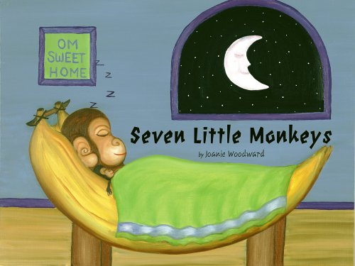 Seven Little Monkeys: Joanie Woodward