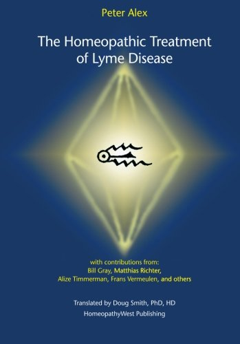 9780975476314: The Homeopathic Treatment of Lyme Disease